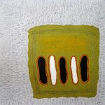 painting Opposites Abstract #2 by Joe Banish